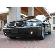 BMW 745 E65 Long фото