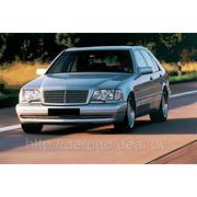Mercedes W 140 фото