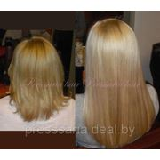 Профессионалное наращивание волос фото