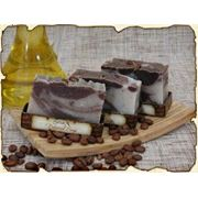 Шоколадно кофейный скраб фото