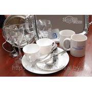 Мойка посуды, фужеров, стаканов и др. фото