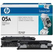 Замена фотобарабана HP CE505A, 05A (P2035, P2055) фото