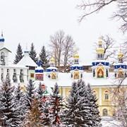 Псково-Печерский монастырь с литургией изПетербурга - 2дня с посещением Никандровой пустыни фото