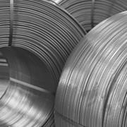 Катанка из алюминиевого сплава КАС 6201-Т1-9,5 фото