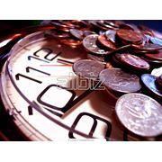 Финансовые услуги. Банковские услуги. Банки. Услуги по дилинговым операциям. фото