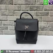 Новый Рюкзак LV twist Lock Черный Louis Vuitton фото