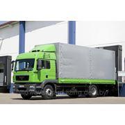 Лизинг грузовой техники: лизинг MAN TGM фото