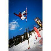 Горные лыжи в Куусамо-Рука фото
