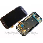 Замена дисплейного модуля с сенсорным экраном в смартфоне Samsung i9300 Galaxy S III (ориг., гарантия - 4 мес) фото