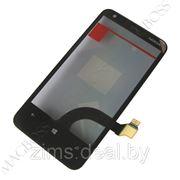 Замена сенсорного стекла Nokia Lumia 620 фото