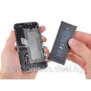 Замена iPhone 4 АКБ (аккумулятор, батарея), оригинал фото
