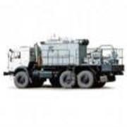 Передвижная насосная установка ПНУ-1М (шасси КАМАЗ-43118 6х6) фото