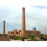 Прием иностранных гостей в Узбекистане фото
