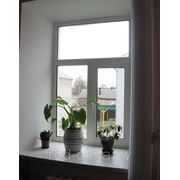Окно 2000*1800 пластиковое в спальню новой планировки фото