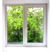 Окна ПВХ 1300*1600 пластиковое в детскую новой планировки фото
