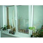 Окно ПВХ 1300*2100 пластиковое в спальню ческой планировки фото