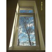 Окна пвх (Salamander- Streamline) в дом из газо-силикатных блоков фото