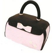 Торт Сумочка, марципан, 3 кг фото