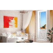 Дверь балконная 1700*500 фото