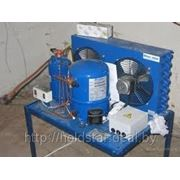 Монтаж торгового холодильного оборудования фото