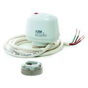 Сервопривод электротермический с модуляционной электронной схемой 0-10 Вольт фото
