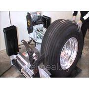 Демонтаж шины с диска R22 - R23 фото