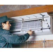 Обслуживание кондиционеров и сплит-систем фото
