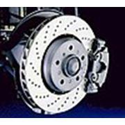 Ремонт тормозной системы Мерседес Бенц (Mercedes-Benz) фото
