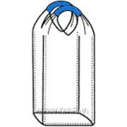 Контейнер мягкий специализированный для сыпучих продуктов из полипропиленовой ткани,открытый верх,2-х стропный фото
