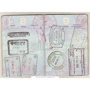 Визы для иностранных туристов фото