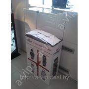 Короба, урны для голосования, ящики для рекламных акций фото