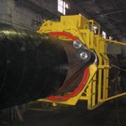 Машина изоляционная МИ-1420 для труб 1020, 1220, 1420 мм фото