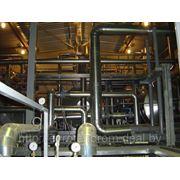 Диагностирование технологических трубопроводов (сетевые, питательной воды, мазуто- и маслопроводы) фото