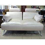 Диван-кровать S906 XY208-11 жемчужный фото