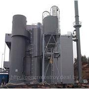 Проверка на соответствие фактических параметров работы проектным газоочистительных установок (ГОУ) фото