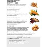 Комплексные удобрения для зерновых культур ARVI NPK (Литва) фото