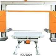 КС-2000 Канатный станок для резки блоков и слябов из природного камня (аналог - KXJ-2200) фото