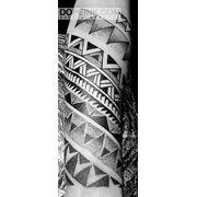 Татуировка Орнамент (2 сеанса) фото