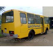 Покраска кузова автобуса фото