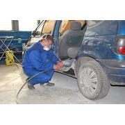 Кузовной ремонт,покраска авто в профессиональной камере фото