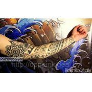 Татуировка Полинезия (3 сеанса) фото