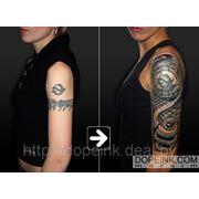 Татуировка Каменная (4 сеанса) фото