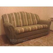 Обивка, реставрация, перетяжка мебельных гарнитуров. фото