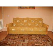 Перетяжка дивана с изменением дизайна фото