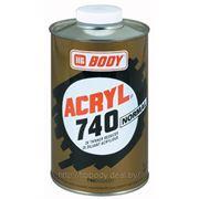 BODY 740 ACRYL NORMAL фото