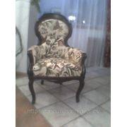Перетяжка мягкой мебели, обивка, ремонт фото