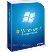 Установка Microsoft Windows 7 Профессиональная (русский) DVD (FQC-00265) фото