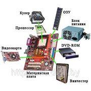 Установка и настройка комплектующих системного блока фото