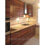Кухня на заказ по индивидуальным проектам фото