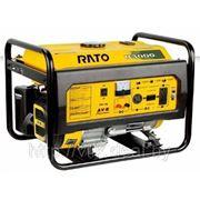 Бензогенератор Rato R3000 3,000кВТ фото